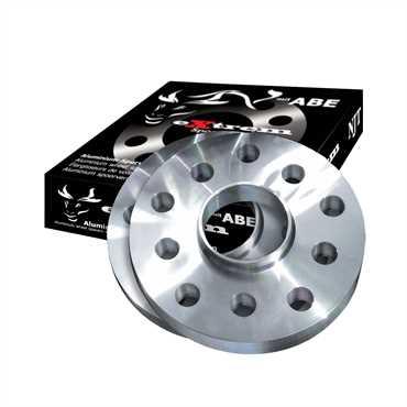 Novus NJT Alu Spurverbreiterung 20mm LK 4x100 für Chevrolet,Fiat,Opel mit ABE
