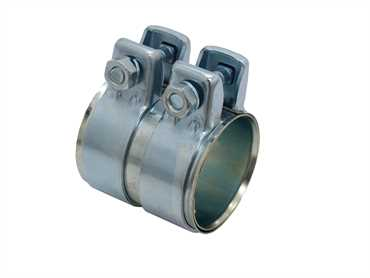 Rohrverbinder 65mm Durchmesser / 80mm lang